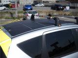 105W rotolano in su e comitati solari flessibili con la parte posteriore appiccicosa per la soluzione del tetto dell'automobile