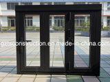 アルミニウム窓、WindowsおよびBiの折目Windowsを折るアルミニウム
