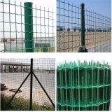 Galvanzied ou cerca revestida do PVC Secturity