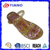 Het Sandelhout van de Toevallige OpenluchtJonge geitjes van de Schoenen van de Verkoop van de bevordering (TNK35809)