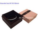 Het Vakje van de Verpakking van de Gift van de Juwelen van het Karton van het Document van de luxe