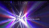 8X10W RGBW 4in1 Disco Effect Beam Spider Stage Light CREE LED Moving Head Light