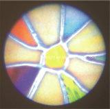 Van de Lichte 60W LEIDENE 1LEDs van de hete LEIDENE Vlek van het Profiel het licht-Wit van het Profiel Graad DMX512 van Gezoem 13-23