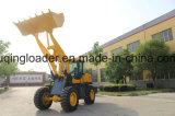 Chargeur de roue des machines de construction de trottoir Zl30 avec 3 tonnes de chargement évalué