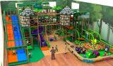 Cour de jeu d'intérieur de jouet junior d'enfants d'amusement d'acclamation