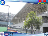Стальной каркас здания из сборных конструкций в тренажерный зал (FLM-25)