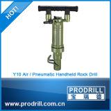 Perforadora de perforación manual Y10 de Prodrill para perforación