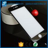 Strahlen-Schwarz-ausgeglichenes Glas der Volldeckung-3D für iPhone 7 Bildschirm-Schoner