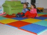 Воспитательная тренировка головоломки пены ЕВА малышей играя сбывание циновки от Китая