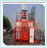 De Lift van het Bouwmateriaal voor Verkoop door Hstowercrane wordt aangeboden die