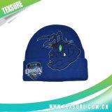 Модные акриловые Cuffed крышка детей зимы Beanie/шлем (067)