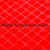 Полосой и проверяет план постельные принадлежности из полиэфирного волокна ткани листа