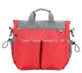 Multifunction Mom Shoulder Bag com volume de grande capacidade