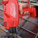 Fil maximum automatique de Rebar de barre en acier de batterie attachant des prix de machine