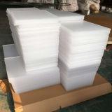 Coupure de feuille acrylique claire de Perpex à 500mmx400mmx3mm
