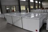 Солнечный холодильник и замораживатель DC в Китае с панелью солнечных батарей и батареей