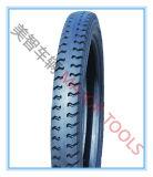 Patrón transversal de la rueda de goma de neumáticos Autocycle neumática
