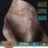 Materiale di cuoio stabilito del raccoglitore del sacchetto del cuoio sintetico di alta qualità