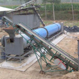 Ore Concentrateのための鉱山Rotary Dryer