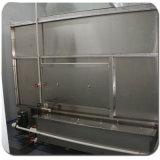 Kingtop 1.7X2.3X2.0mの水路測量のスプレー・ブースのハイドロ浸るスプレーのキャビネット水転送の印刷のスプレー機械