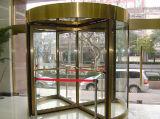 Hotel decorativa tipo porta giratória automática com o Melhor Preço