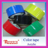 Adhesives industriale 72mm Width BOPP Colored Adhesive Tape