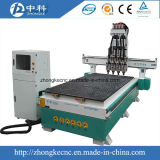 Pneumatic Furnace Heads Wood CNC Router Machine