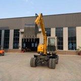 China Excavadoras de ruedas de alta calidad para la venta