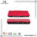 De Schakelaar HDMI Kvm van de Desktop USB