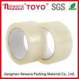 Резиновый прилипатель и активированный водой слипчивый тип упаковывать клейкой ленты BOPP
