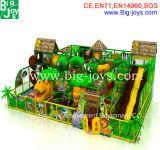 Equipamentos de playground coberto gigantes (BJ-IP0034)
