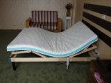 5 أمنان [بيرش ووود] سرير كهربائيّة قابل للتعديل