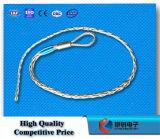 Del Cable del Eslabón Giratorio de Malla Alvéolo/ De Malla Del Cable Agarres de Extracción
