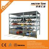 Système sec hydraulique automatique de stationnement de véhicule de puzzle de la CE