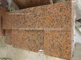 Плитка вымощая камня гранита клена G562 красная для подъездной дороги, Paver патио