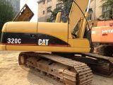 Cat 320c используется экскаватор