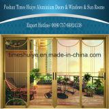 Раздвижная дверь высокого качества сразу цены фабрики декоративная алюминиевая для виллы