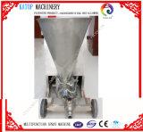 Machine de plâtrage par pulvérisation de ciment Machine de jointoiement par pulvérisation
