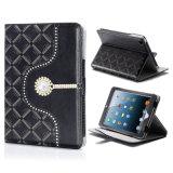 iPad 6/Air 2를 위한 2015 새로운 Design Good Quality Custom Leather Tablet Case