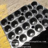 合成の窪みを作られたプラスチック下水管シート