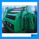 W11s para serviço pesado da Série CNC Hidráulica máquina de laminação da placa do rolete de três