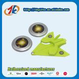 Het promotie Vliegende Stuk speelgoed van de Schutter van de Vorm van het Vliegtuig van het Stuk speelgoed van de Schijf voor Kinderen