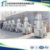 O incinerador de tratamento de resíduos infecciosos médica& Incinerador de uso médico