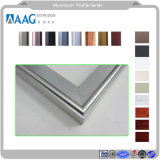 직업적인 제조 열 틈 알루미늄 단면도 여닫이 창 유리창 (65의 시리즈)