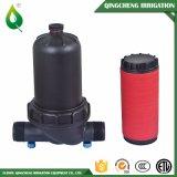 Filtro a sipario di plastica di giardinaggio di irrigazione goccia a goccia di alta qualità