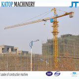 Grue à tour chaude de la qualité Tc5008A de ventes pour des machines de construction