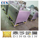 Druck-Silo-Ladeplatten-Behälter des Edelstahl-IBC normaler