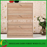 판매를 위한 나무 또는 단화 선반에 있는 단화 내각 /Shoe 가정 나무로 되는 선반에 있는 Morden 디자인