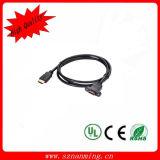 El panel Mount HDMI Cable Male a Female