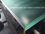 Gleitschutz und ausgeglichenes Glas Anti-Schieben